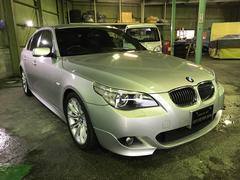 BMW525i Mスポーツパッケージ 純正アルミ ETC HID
