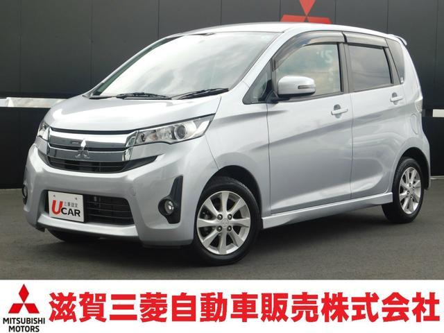 「三菱」「eKカスタム」「コンパクトカー」「滋賀県」の中古車