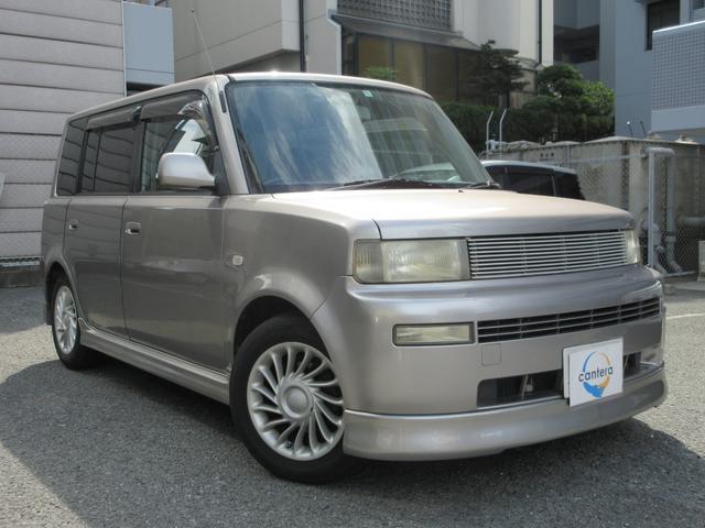 「トヨタ」「bB」「ミニバン・ワンボックス」「大阪府」の中古車