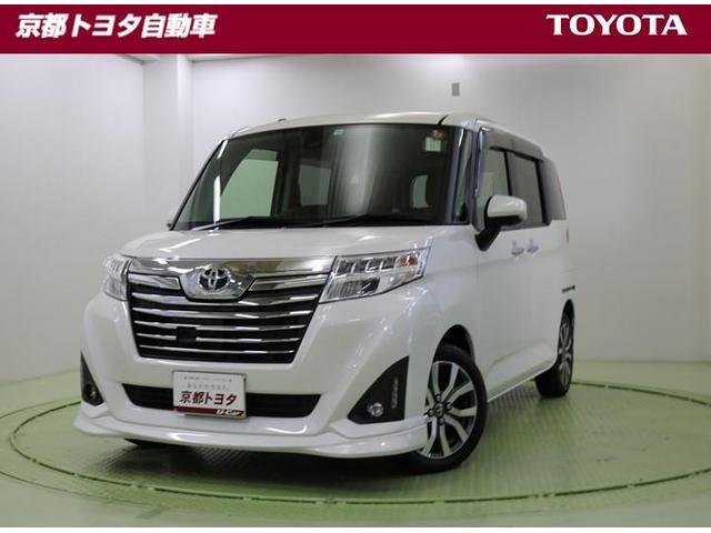 トヨタ カスタムG-T 試乗車 両側電動スライドドア 全方位モニター