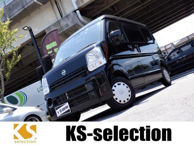 日産 DX 5AGS車 社外ナビ フルセグ BT ETC キーレス