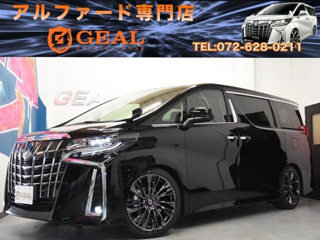 トヨタ 2.5SC新車サンルーフ三眼 車高調20AW11型ナビリアM