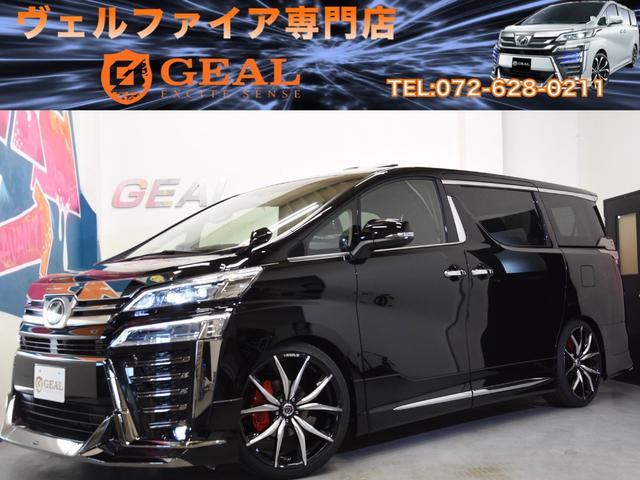 トヨタ 2.5Z A新車サンルーフ インナーミラー21AWモデリスタ