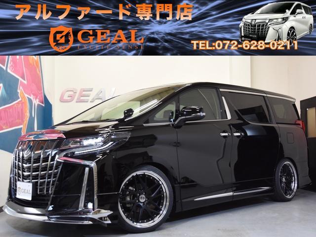 トヨタ 2.5SC モデリスタ 新品21AW車高調三眼SR11型ナビ