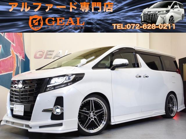 トヨタ 2.5S Cパッケージ フルエアロ新品21AW11型ナビSR