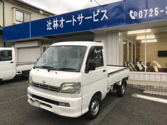ダイハツ スペシャル 4WD エアコン オートマ