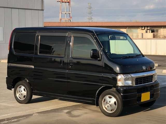 ホンダ L  4WD 検33・1 ETC タイベル交換済み キーレス