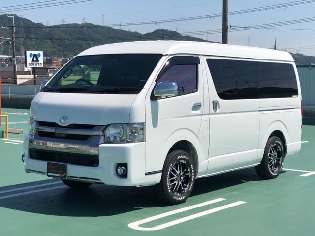 トヨタ スーパーGL ダークプライム2 4WD