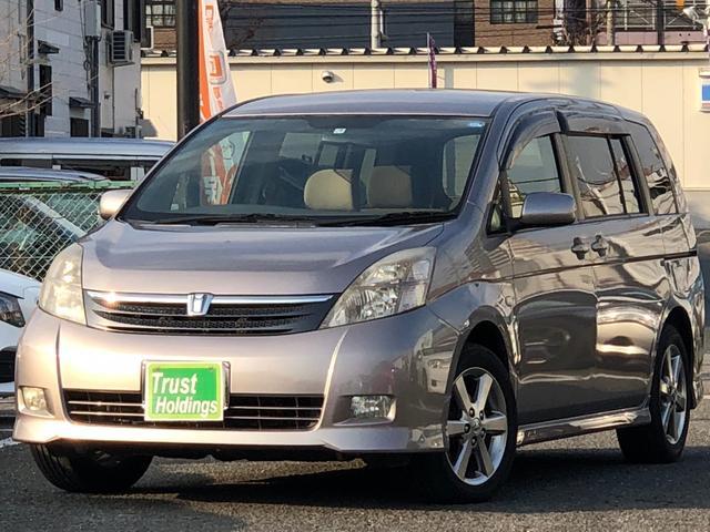 トヨタ プラタナ Gエディション/HDDナビ/両側電動/スマートキー