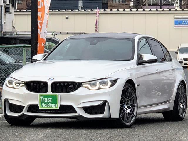 BMW M3セダン コンペティション