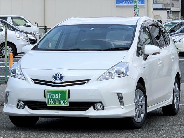 トヨタ S /エアロ/LEDヘッド/地デジナビ/車検整備付