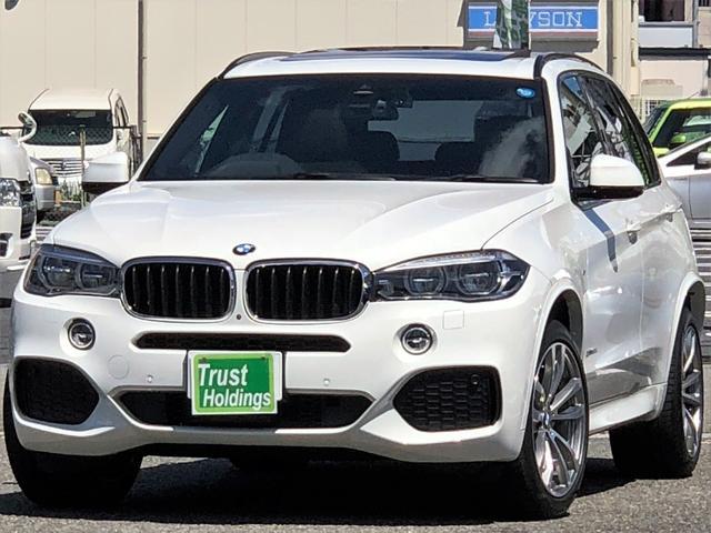 BMW xDrive 35d Mスポーツ S/R LED セレクトP