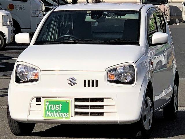 スズキ L レーダーブレーキ エネチャージ/禁煙車/AUX/車検整備