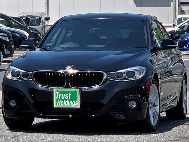 BMW 335iグランツーリスモ Mスポーツ/HUD/インテリセーフ