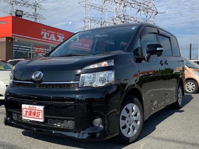 トヨタ X Lエディション 社外ナビ・フルセグTV 両側電動スラドア