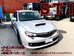 インプレッサWRX STI Aライン