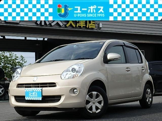 トヨタ プラスハナ Cパッケージ 禁煙・SDナビ・ワンセグ