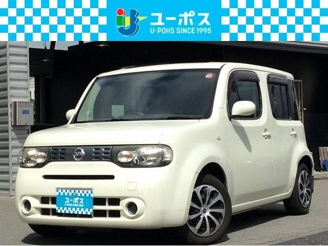 キューブ(日産) 15X インディゴセレクション 中古車画像