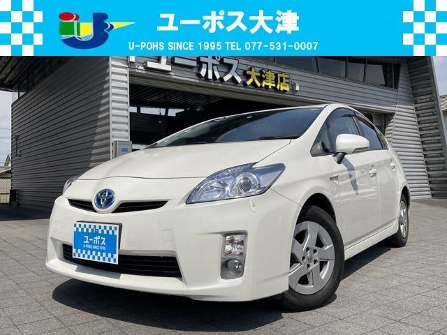 トヨタ G HDDナビ・地デジ・HIDヘッドライト・スマートキー・プッシュスタート