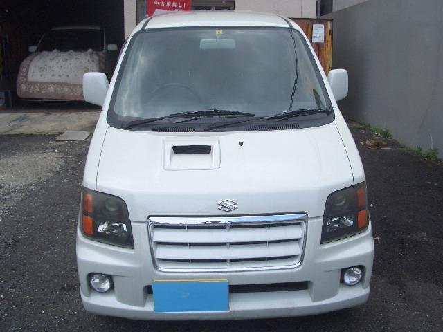 スズキ ワゴンR RR-SWT