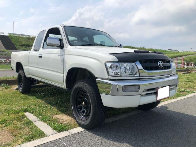トヨタ ベースグレードキーレス3inchボディーリフト2WD