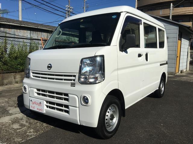 日産 DX ナビ TV Bカメラ フォグ キーレス 5AGS車