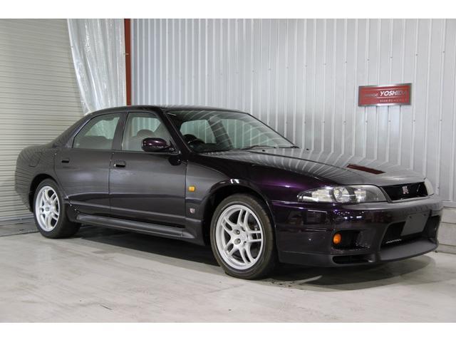 日産 GT-Rオーテックバージョン40thアニバー