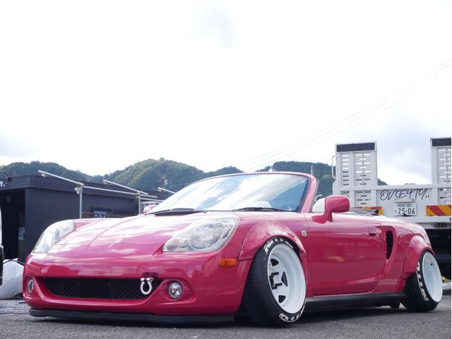トヨタ MR-S ベースグレード