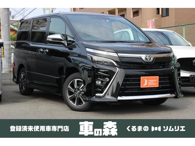 トヨタ ZS 煌II 登録済未使用車 衝突軽減ブレーキ LEDヘッドライト 7人乗り