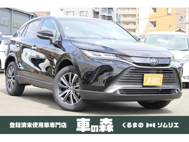 トヨタ G 登録済未使用車 衝突軽減ブレーキ 電動ゲート LEDヘッドライト アルミ