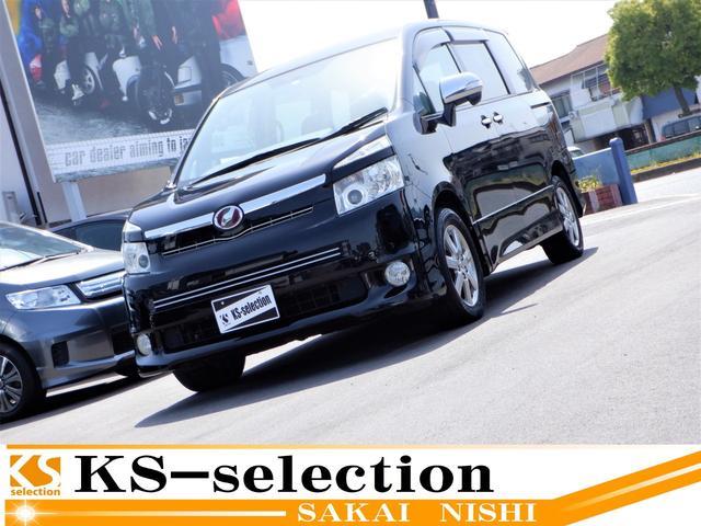 トヨタ ZS 煌 両側電動スライドドア HDDナビ ワンセグ AUX入力 ミュージックプレイヤー再生 バックカメラ スマートキ― HID ETC