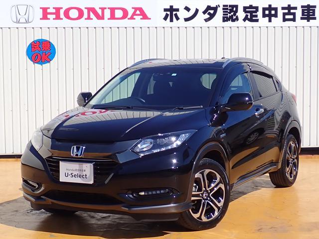 ホンダ HV X・ホンダセンシングブリリアントスタイルED