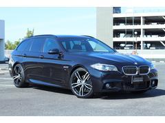 BMW523dツーリング Mスポーツ デジタルメーター 社外アルミ