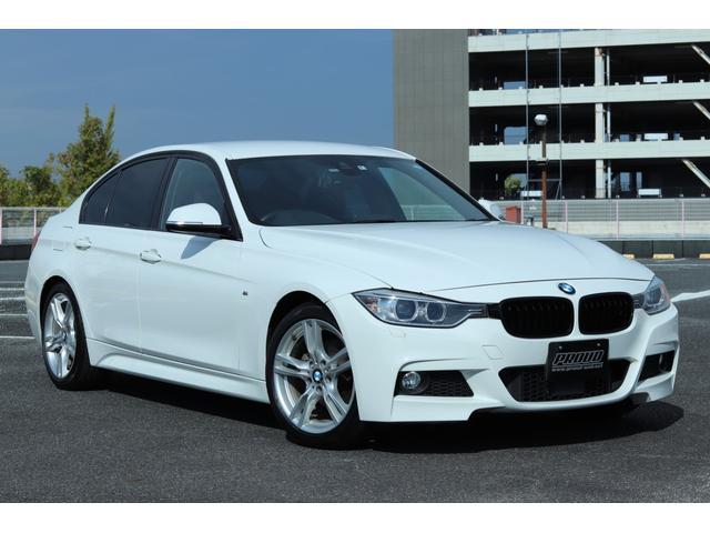 BMW 320d Mスポーツ アクティブクルーズコントロール付き