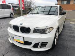 BMW135i・後期型電子シフト・ツインターボ・純ナビ・18AW