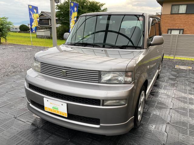 トヨタ S Wバージョン ワンオーナー・禁煙車・ユーザー買取・フルエアロ・キーレス・電格ミラー