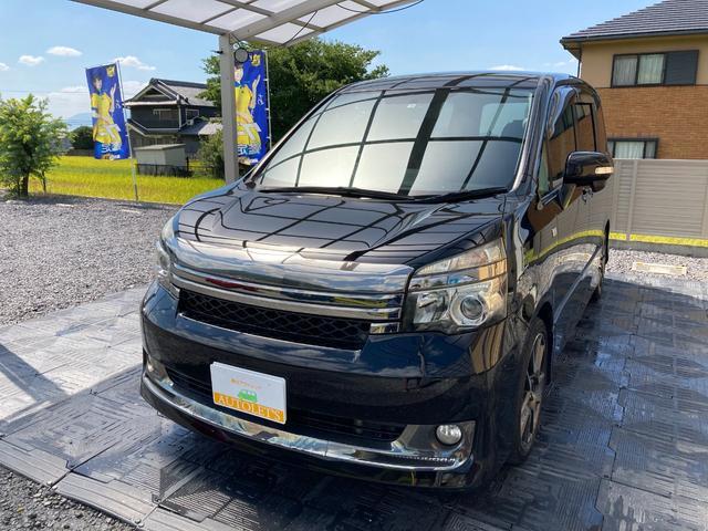 トヨタ ZS G'sバージョンEDGE ユーザー買取・純正ナビ・フルセグ・両側電動スライド・HID・ETC・バックカメラ・G'S専用アルミ18インチ・パドルシフト