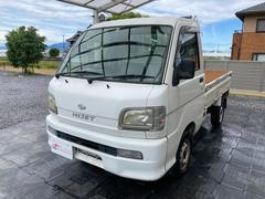 ハイゼットトラックツインカムスペシャル ユーザー買取・5速MT・3方開・パワステ・マット・バイザー