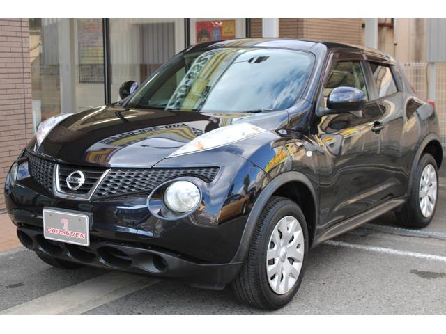 日産 15RX ユーザー買取車 オートライト スマートキー2個 ETC オートエアコン 禁煙車 純正メモリーナビ