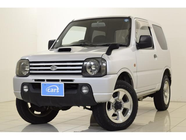 スズキ ジムニー XG 4WD 5MT車 エンジンOH済