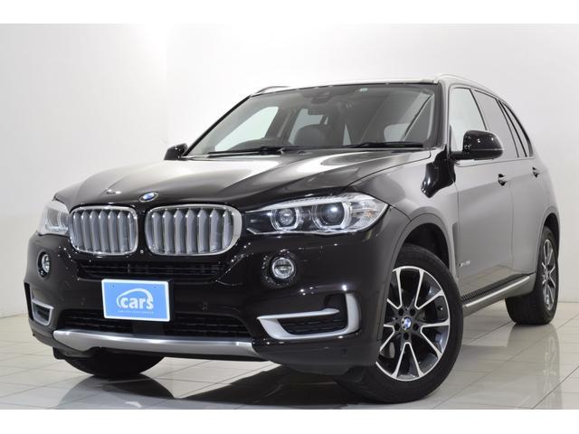 BMW  xDrive 35i xライン 7人乗り パノラマサンルーフ ブラウンナッパレザー ベンチレーションシート
