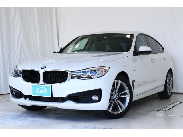 BMW 3シリーズ 320iグランツーリスモ スポーツ 屋根付き車庫保管 純正HDDナビ 車線逸脱防止 衝突軽減ブレーキ パワーシート シートヒーター 電動格納リアスポイラー 電動リアゲート ETC内蔵ミラー