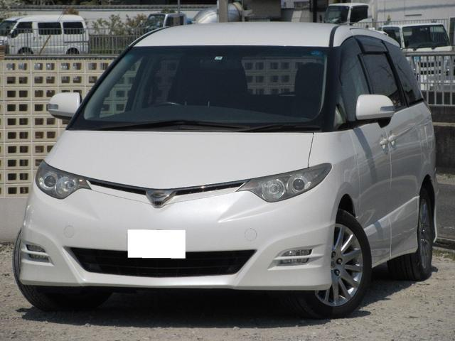 トヨタ 走行6.9万キロ・両側電動スライドドア・スマートキー