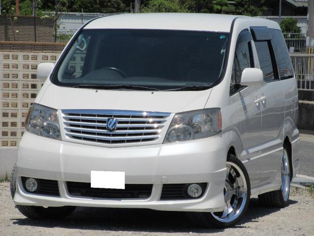 トヨタ 両側電動スライドドア・後席モニター・TV&DVD・ナビ