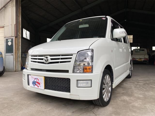 マツダ AZワゴン RR-DI ETC ナビ キーレス