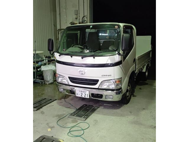 トヨタ ダイナトラック  パワーゲート ETC付 最大積載量1.5t