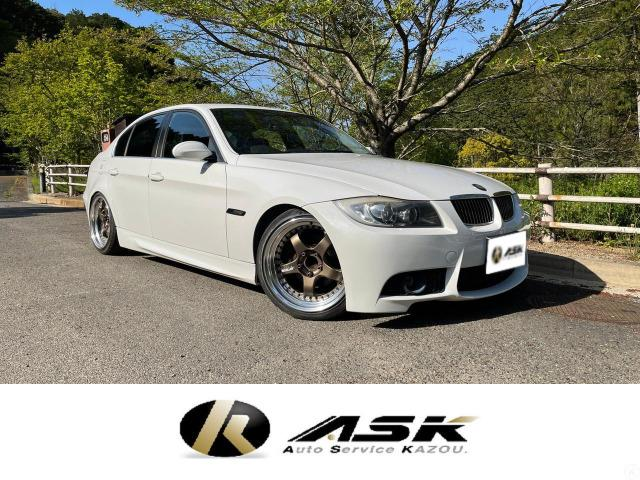 BMW 3シリーズ 323i WORK/マイスター/車高調/M3風/ナビ/ETC/シートカバー