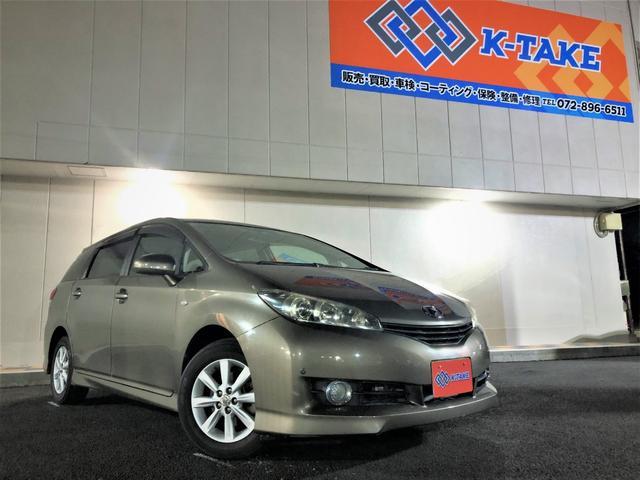トヨタ 2.0G 禁煙車 スマートキー クルコン 純正HDDナビ