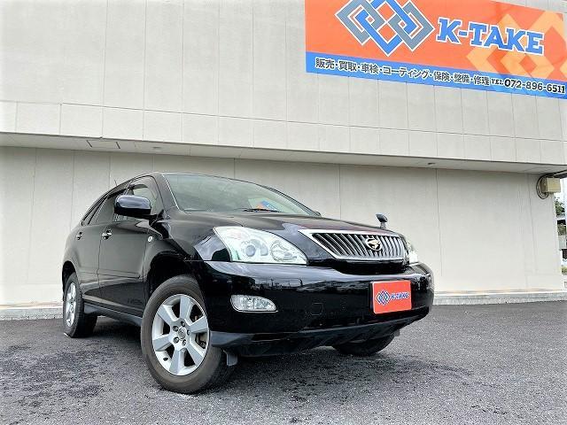 トヨタ 240G Lパッケージリミテッド メーカーHDDナビ/バックカメラ/HIDヘッドライト/パワーシート/パワーバックドア/純正17AW/ETC/オートライト/キーレスキー/電動格納ミラー/Bluetooth接続