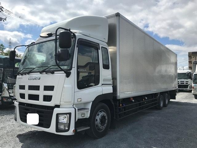 いすゞ アルミバン 7MT 18.7万km 車検付